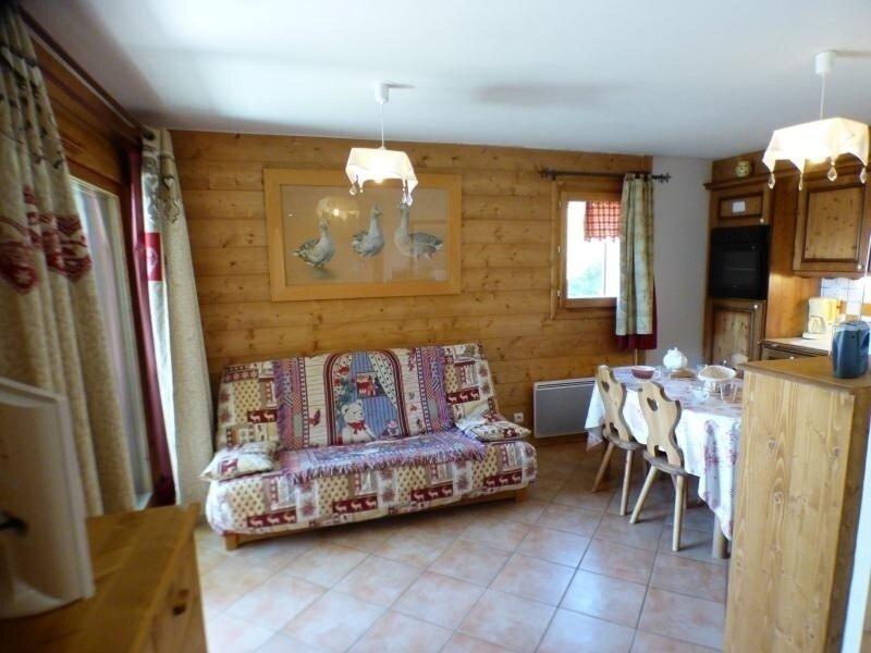 SECTEUR BISANNE 1500 - Appartement de standing 2 pièces 32 m² avec piscine, holiday rental in Queige