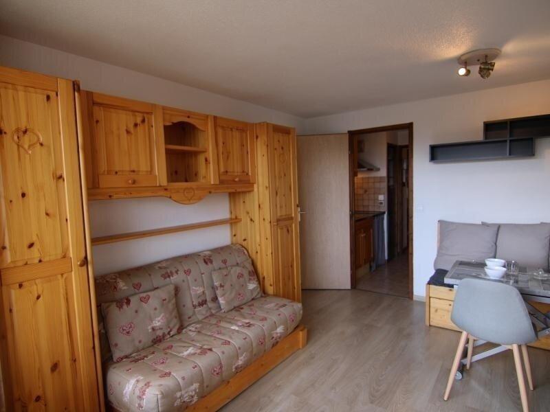 LES SAISIES - 4 pers, 24 m2, 1/0, holiday rental in Les Saisies