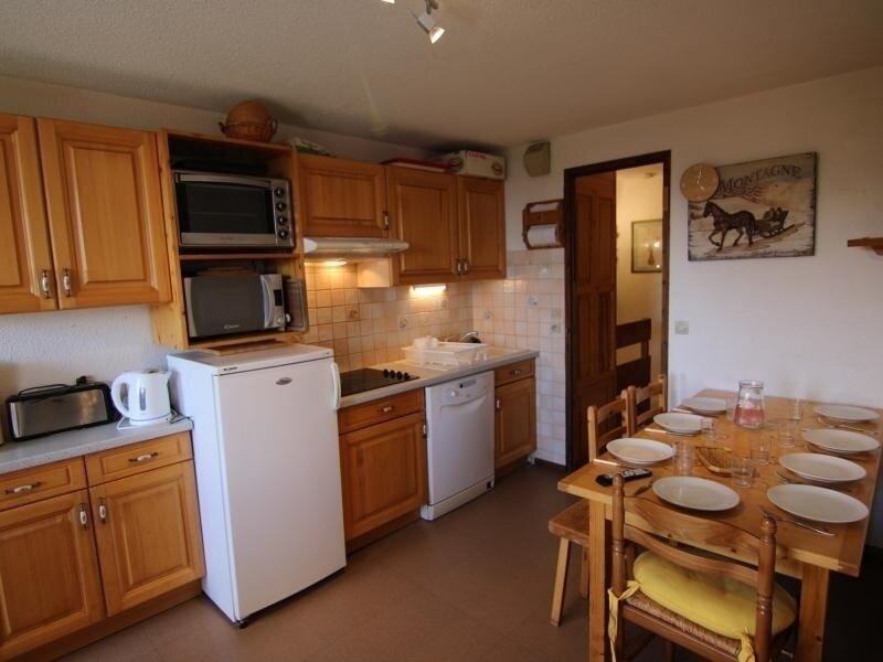 Duplex 56 m² orienté SUD., holiday rental in Les Saisies