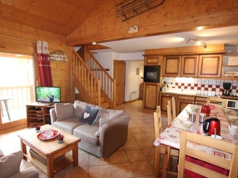 VILLARD-SUR-DORON - 8 pers, 82 m2, 4/3, holiday rental in Queige
