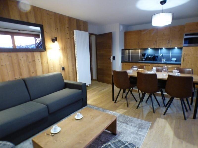 EXCEPTIONNEL!! Superbe appartement neuf 3 pièces  de 50 m2 dans résidence de, holiday rental in Les Saisies