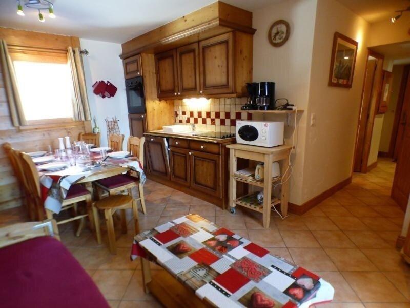 SECTEUR BISANNE 1500 - Appartement de standing de 49.5 m² avec piscine, holiday rental in Queige