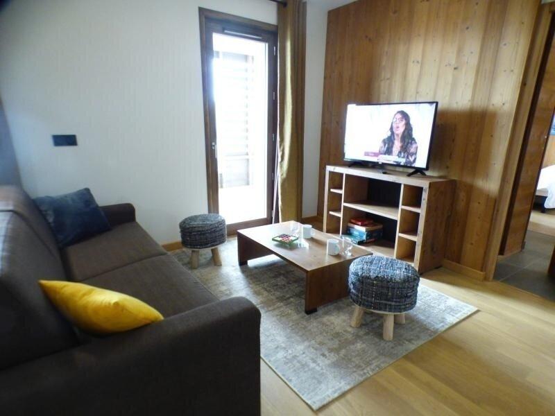 EXCEPTIONNEL!! Superbe appartement neuf 3 pièces de 62 m2 dans résidence de, holiday rental in Les Saisies