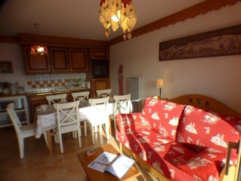 SECTEUR BISANNE 1500 - Appartement de standing de 49 m² avec piscine, holiday rental in Queige