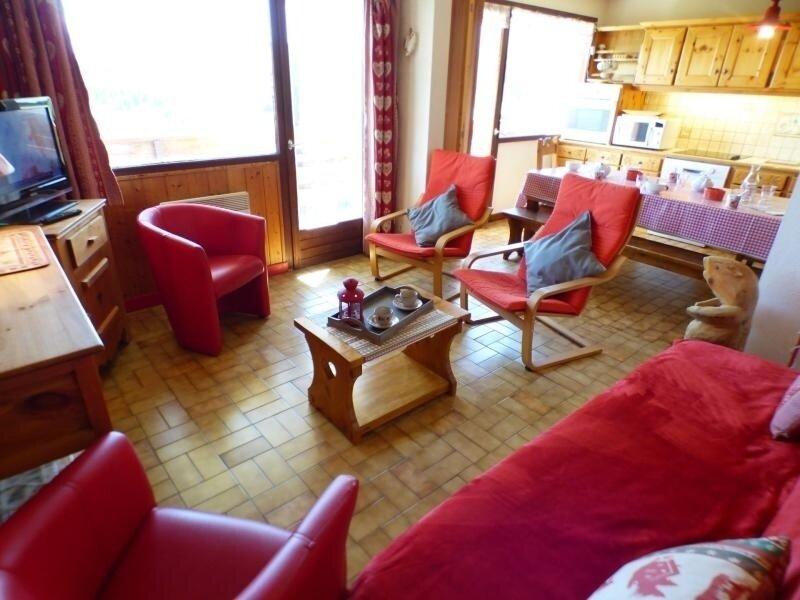 4 pièces 70 m², classé 2**, holiday rental in Les Saisies