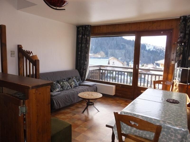 Proche piste, appartement à louer, aluguéis de temporada em Saint-Nicolas-la-Chapelle
