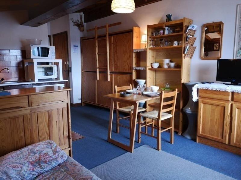 A louer : studio proche pistes, aluguéis de temporada em Saint-Nicolas-la-Chapelle