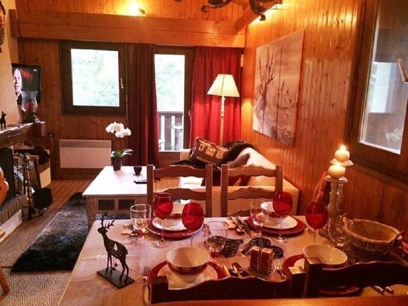 Appartement cosy et confortable, location de vacances à Megève