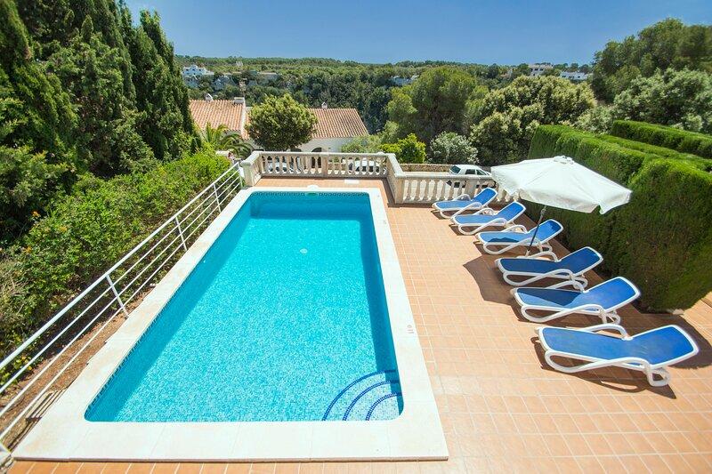 Villa Lavanda en Cala Galdana, holiday rental in Cala Galdana