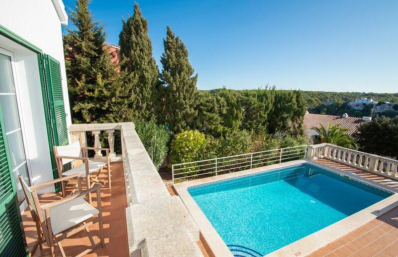 Villa Lavanda in Cala Galdana, holiday rental in Cala Galdana