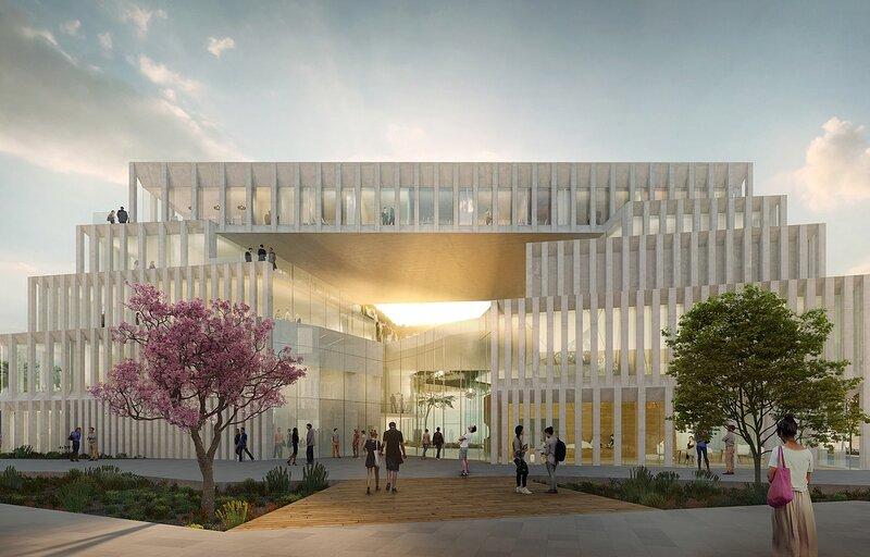 Nouvelle université + Multiplex Cinéma - Rentrée 2021