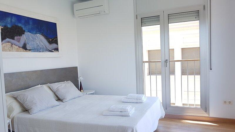 Can Llotja, piso con encanto en el centro ciudad, alquiler vacacional en Tortosa