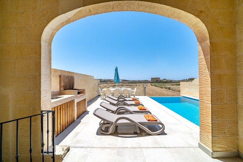 Id-Dwejra Villa, vakantiewoning in Gharb