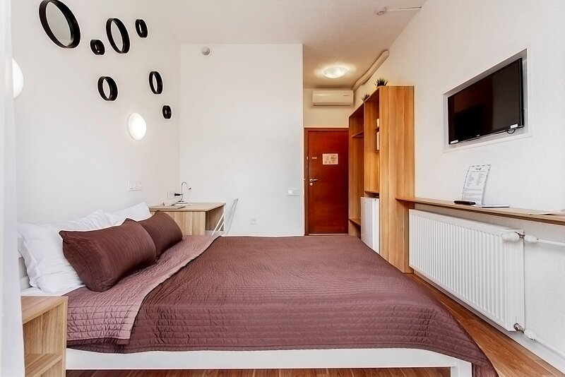 Double room with Air conditioning, holiday rental in Ikskile