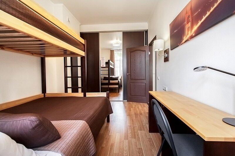 1 bedroom Family apartment in the centre of Riga, location de vacances à Riga