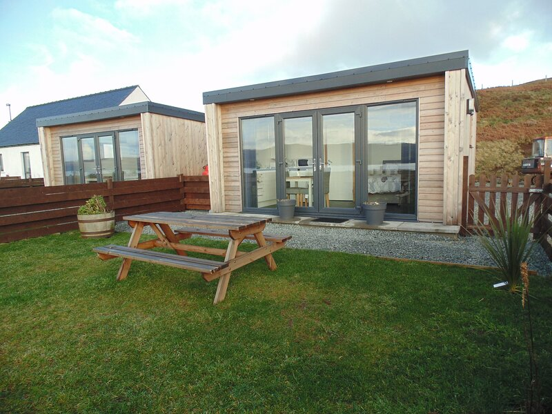 Lampay Chalet 2 Self Catering, Ferienwohnung in Dunvegan