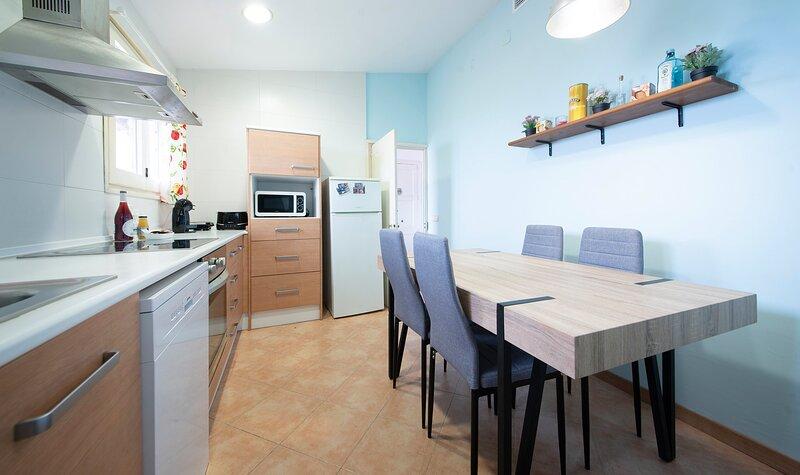 TH113-Attic-La-Nau, holiday rental in Tarragona