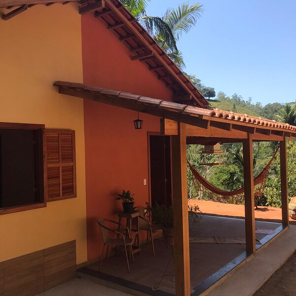 Sítio Recanto do Sabiá, holiday rental in State of Espirito Santo