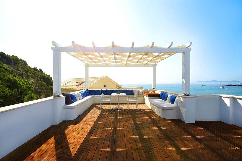 La Filastrocca del Mare, holiday rental in Ereikoussa