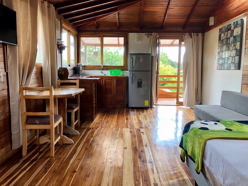 Casa Tambo Suites, Ferienwohnung in Machalilla National Park