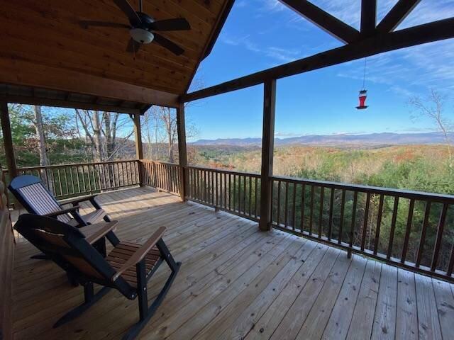 Skippy's Hideaway, vacation rental in Coker Creek