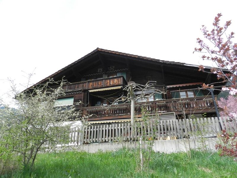 Morier (2. Stock), vacation rental in Chateau-d'Oex