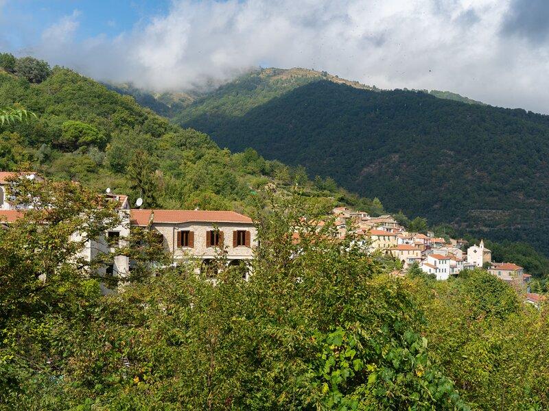 Loggiato & A Ca' de Giù (TVE172), vacation rental in Valloria