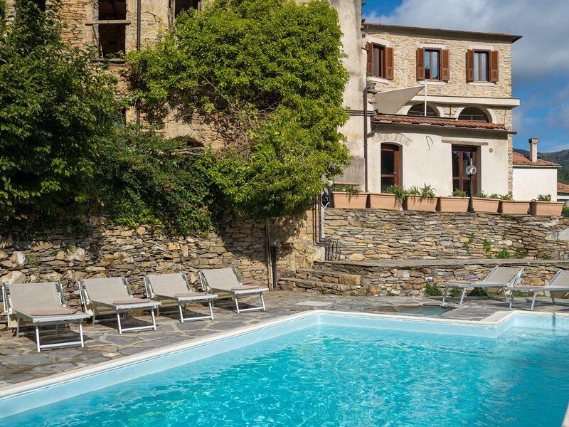 Agriturismo Il Vecchio Mulino, holiday rental in Montalto Ligure