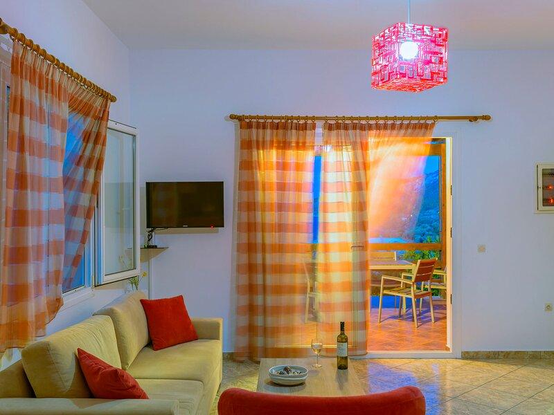 Rosso, holiday rental in Paleokastro