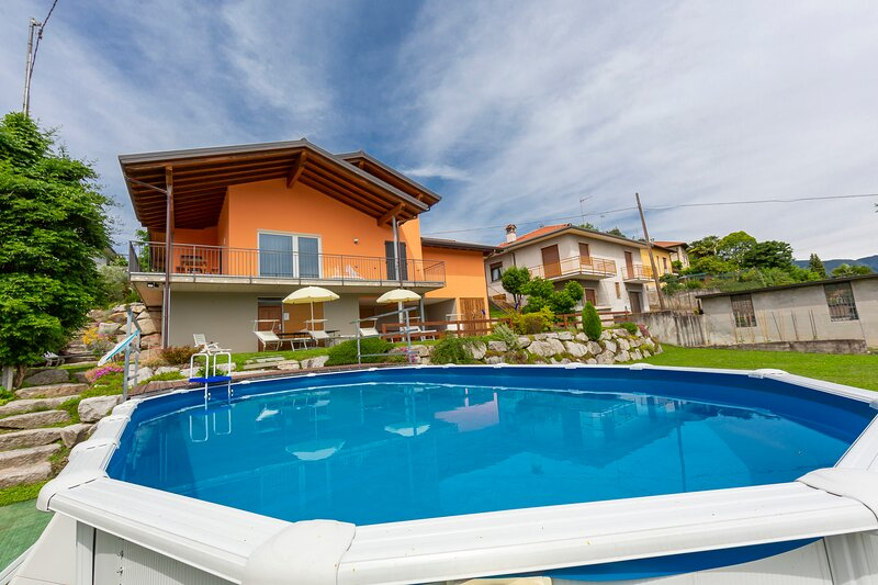 Villa Laura, holiday rental in Azzate