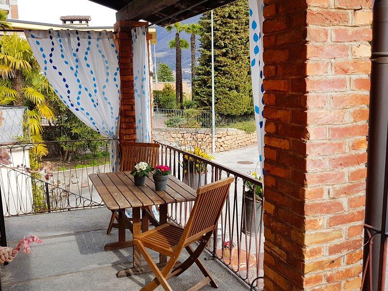 Tinera Solideo, casa vacanza a Riva San Vitale