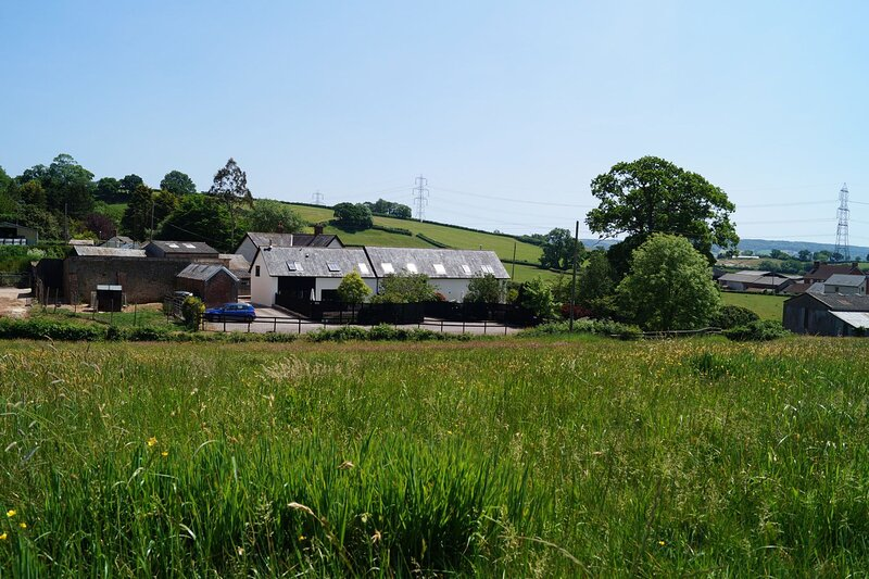 Lower Curscombe Barn, holiday rental in Honiton
