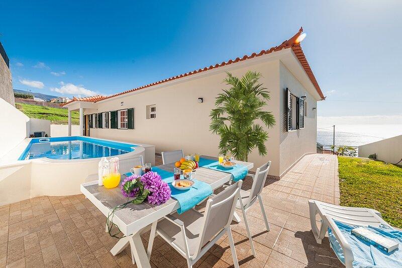VILLA PACIFICO - by MHM - MADEIRA ISLAND, location de vacances à Jardim do Mar