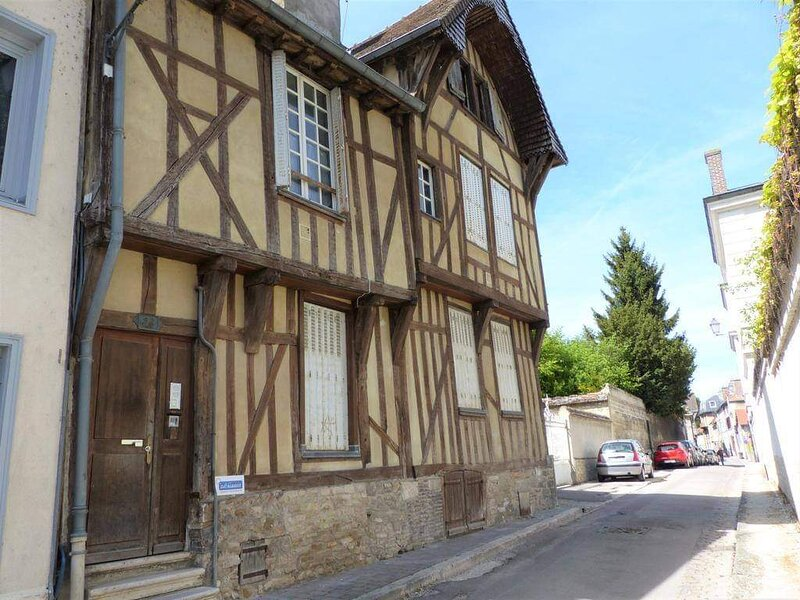 Le Chat de la Cathédrale, holiday rental in Creney-pres-Troyes