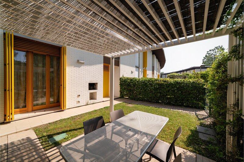 Albarella Maisonette S3M6, holiday rental in Porto Viro