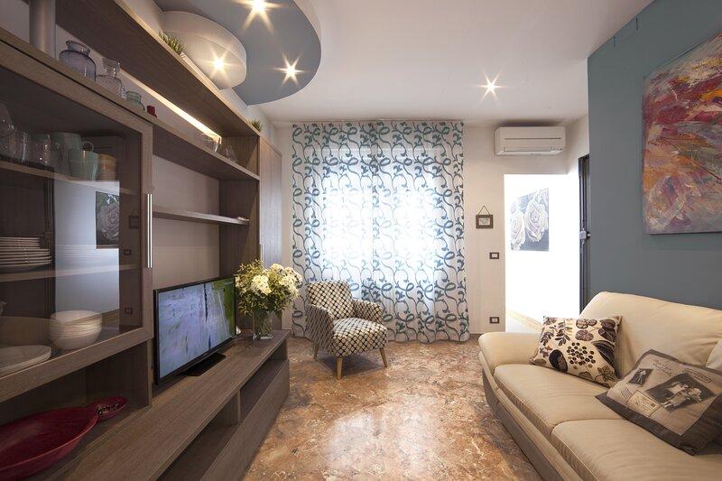 Fantastico e speciale appartamento in centro a Padova! 2 camere - 2 bagni, Ferienwohnung in Cadoneghe