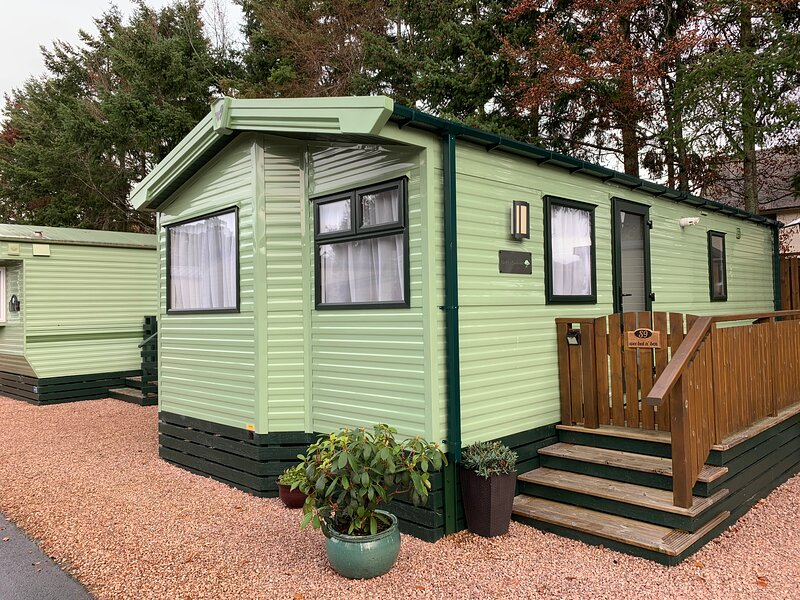 Blair Atholl Static Caravan 2 Bedrooms, vacation rental in Pitlochry