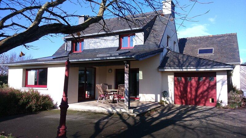 La maison de Keralies, casa vacanza a Pleumeur Bodou