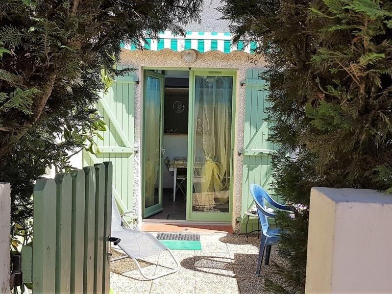 Pavillon dans résidence avec piscine au cur d'Argeles / mer-6PMER120, casa vacanza a Plage d'Argeles