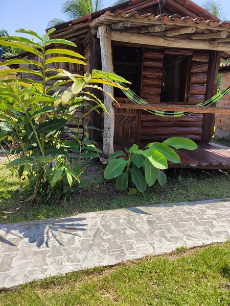 Chalé-Recanto dos pássaros, vacation rental in Taperoa