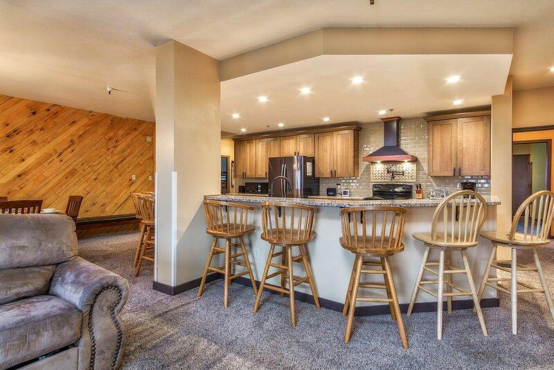 4 br: Silver Creek 5801, holiday rental in Slatyfork