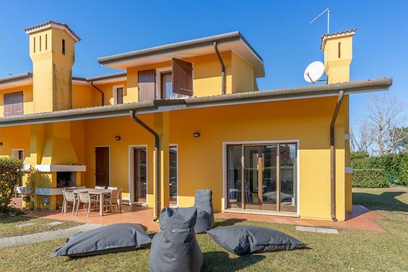 Albarella V4 6, vacation rental in Porto Tolle
