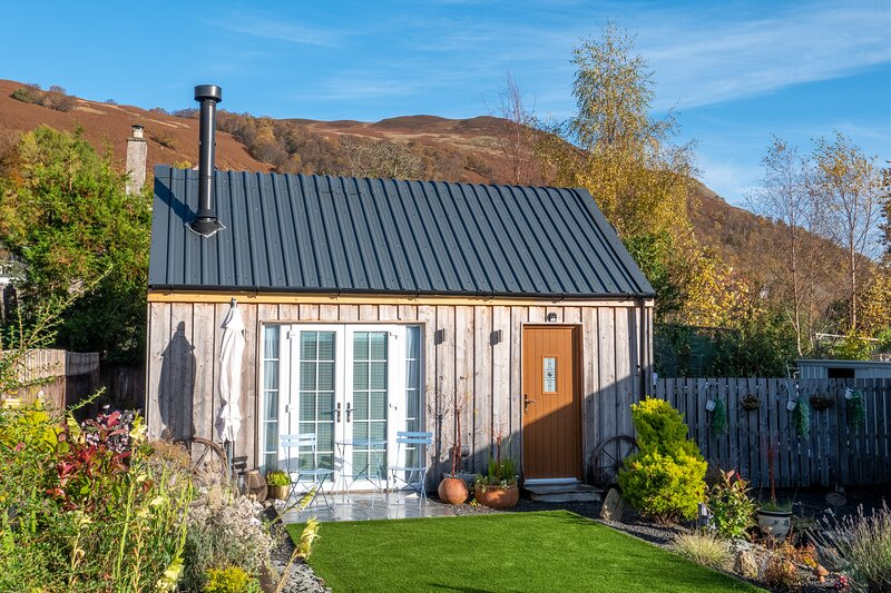 The Bothy - your unique luxury refuge, casa vacanza a St. Fillans