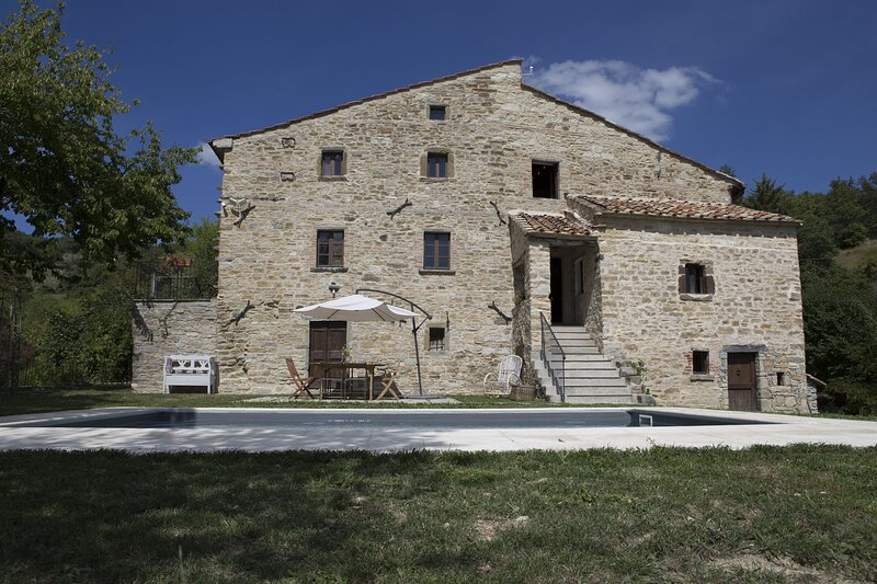 Villa il Buongiorno, casa vacanza a Caprese Michelangelo