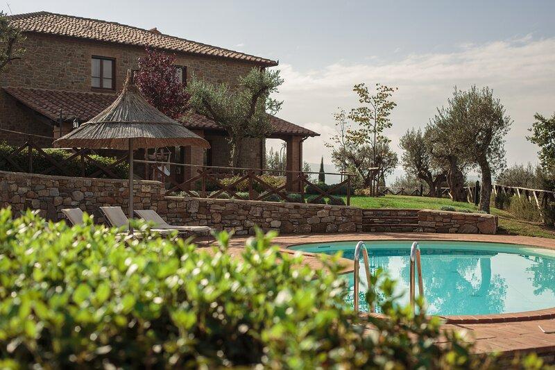 Villa dei Tramonti, casa vacanza a Passignano Sul Trasimeno