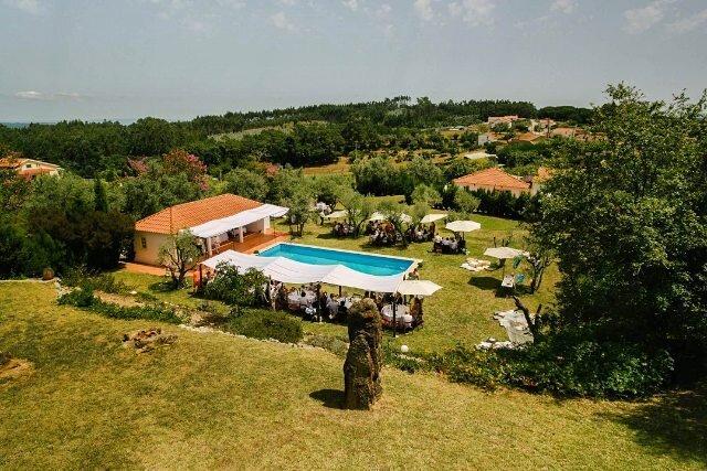 Casa em Quinta privada perto da serra e praia, alquiler vacacional en Montemor-o-Velho