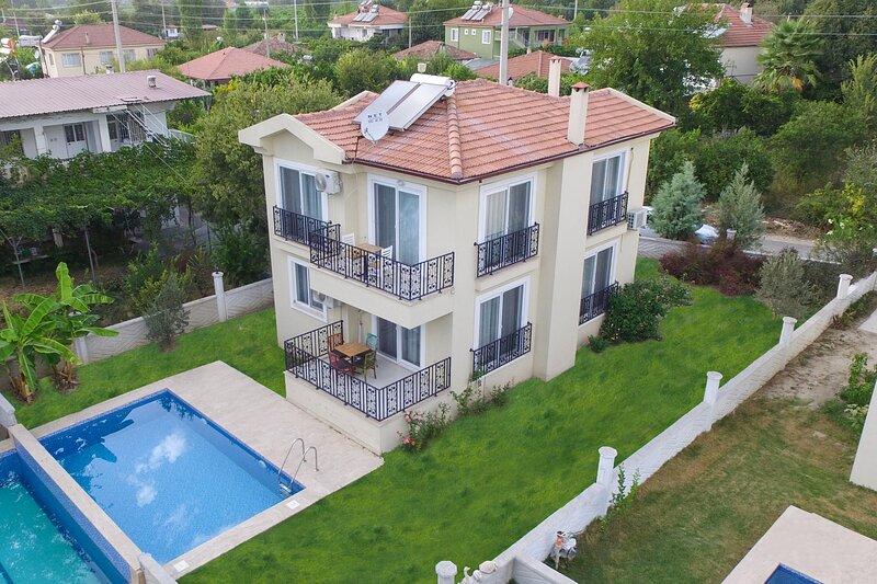Infinity Sarıgerme Villa, holiday rental in Ortaca