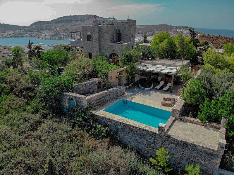 BLUE VISTA PATMOS, holiday rental in Skala