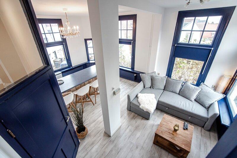 Shell Square apartment, vakantiewoning in Zandvoort