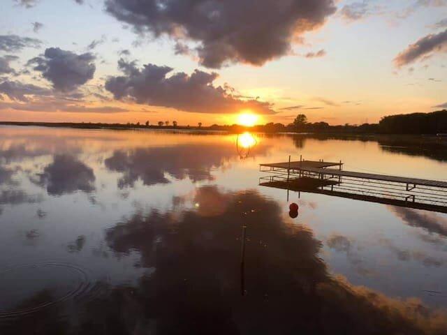 Cozy Home Lake Huron, casa vacanza a Au Gres